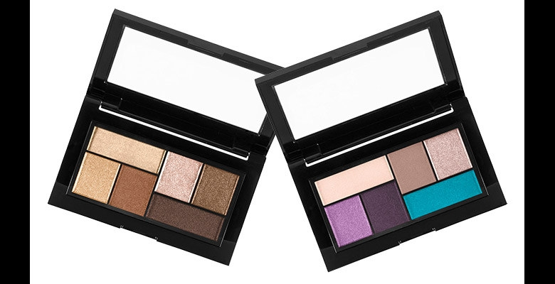 Maybelline NY lanza The City Mini Palettes