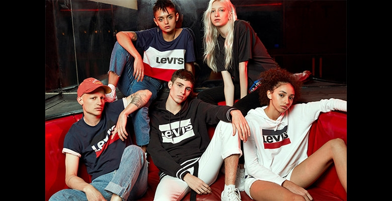 Levi´s Social Club summer2019 collection