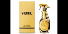 Moschino presenta Gold Fresh Couture